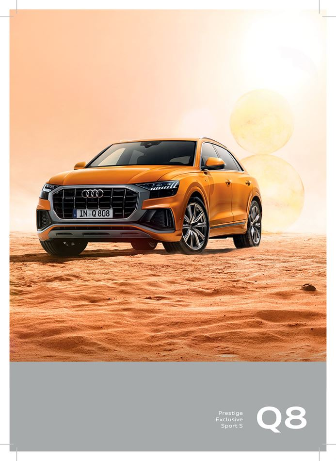 Catalogue Audi Q8 Promotion 07/10/2019 AU 07/10/2020