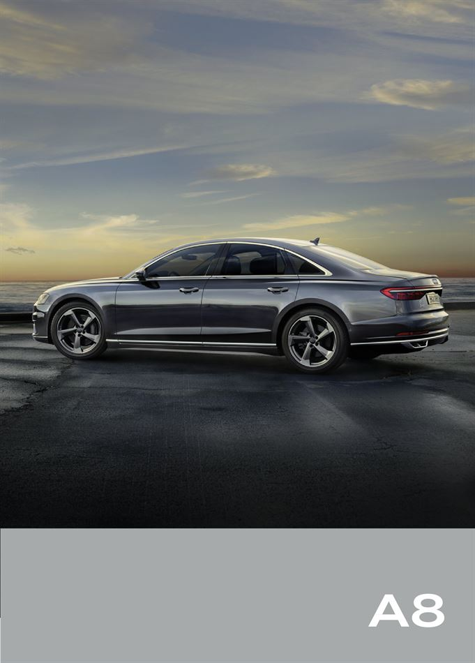 Catalogue Audi A8 PROMOTION 07/10/2019 AU 07/10/2019