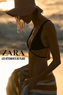 Promos de ZARA dans le prospectus à ZARA ( Expire ce jour)