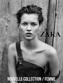 Promos de ZARA dans le prospectus à ZARA ( 20 jours de plus)