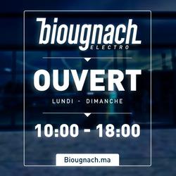 Coupon Biougnach ( 7 jours de plus )