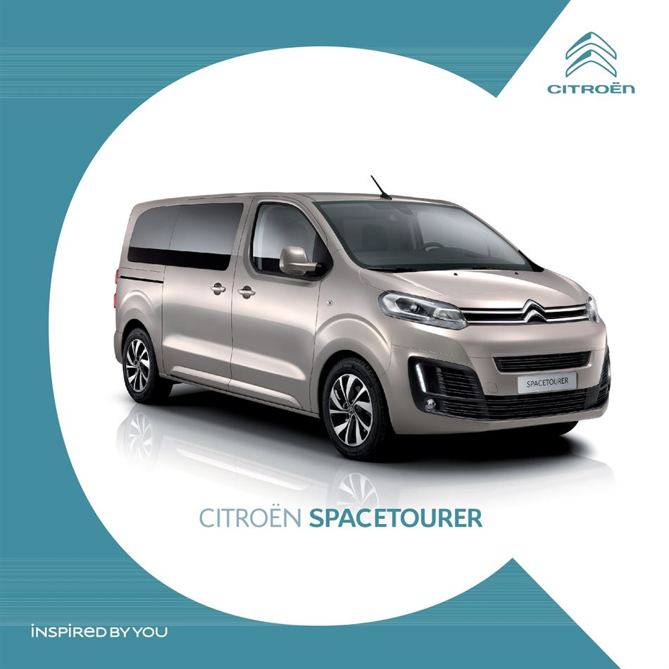 Catalogue Citroën Spacetourer Promotion 22/02/2020 AU 30/09/2020