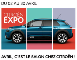 Promos de Citroën dans le prospectus à Casablanca