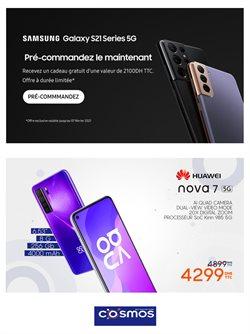 Mobile à Cosmos Electro