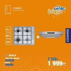 Cosmos Electro coupon ( 5 jours de plus )