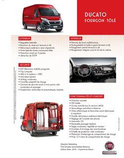 Promos de Fiat dans le prospectus à Fiat ( Plus d'un mois)