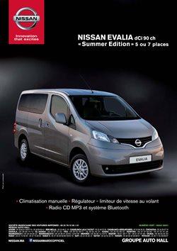 Nissan coupon ( Expiré )