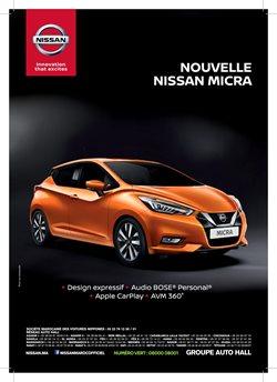 Nissan coupon ( 13 jours de plus )