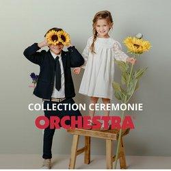 Orchestra coupon à Casablanca ( Plus d'un mois )