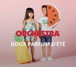 Promos de Jouets et Bébé dans le prospectus à Orchestra ( 15 jours de plus)