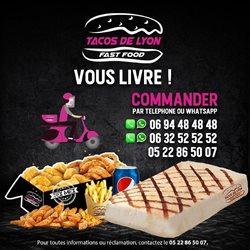 Alimentation à Tacos de Lyon