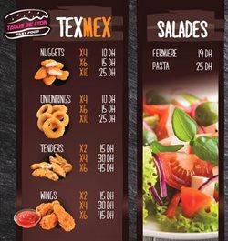 Tacos de Lyon coupon ( Plus d'un mois )