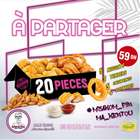Promos de Restaurants dans le prospectus de Tacos de Lyon à Casablanca ( 11 jours de plus )