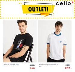 Promos de Celio dans le prospectus à Celio ( 22 jours de plus)