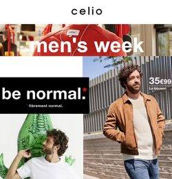 Promos de Celio dans le prospectus à Celio ( 8 jours de plus)