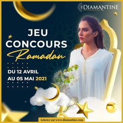 Coupon Diamantine ( 12 jours de plus )