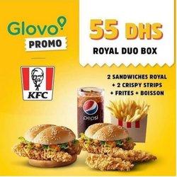 Promos de Restaurants dans le prospectus à KFC ( 5 jours de plus)