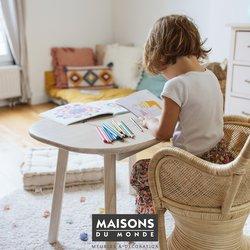 Promos de Maison et Bricolage dans le prospectus à Maisons du Monde ( 14 jours de plus)
