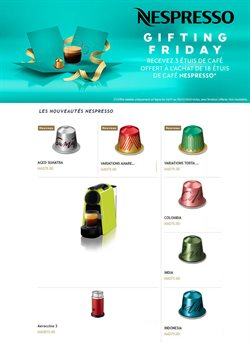 Nespresso coupon ( Expire demain )