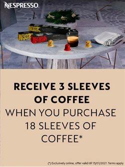 Nespresso coupon à Marrakech ( Expiré )