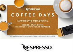 Nespresso coupon à Tanger ( Expiré )