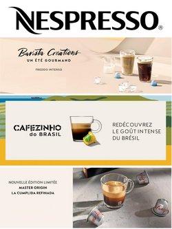 Promos de Nespresso dans le prospectus à Nespresso ( 16 jours de plus)