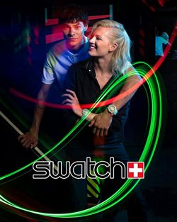 Swatch coupon ( Plus d'un mois )