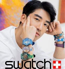 Promos de Swatch dans le prospectus à Swatch ( 26 jours de plus)