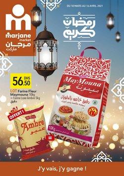 Marjane Market coupon à Marrakech ( Expiré )