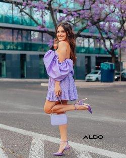 Promos de Aldo dans le prospectus à Aldo ( Plus d'un mois)