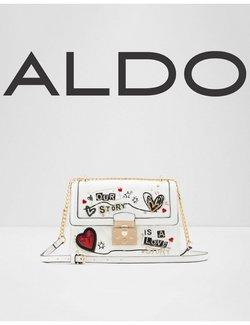 Promos de Vetêments, chaussures et accessoires dans le prospectus à Aldo ( Nouveau)