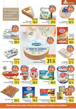 Promos de Supermarchés dans le prospectus à Marjane ( 12 jours de plus )