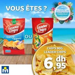Promos de Supermarchés dans le prospectus à Marjane ( Publié hier)