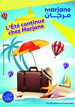 Promos de Supermarchés dans le prospectus à Marjane ( 11 jours de plus)