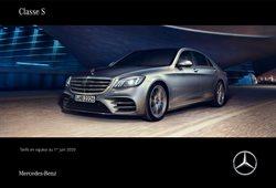 Mercedes Benz coupon ( Plus d'un mois )
