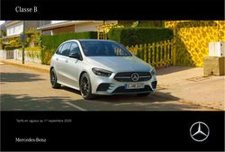 Mercedes Benz coupon ( Plus d'un mois )