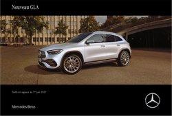 Promos de Mercedes Benz dans le prospectus à Mercedes Benz ( Plus d'un mois)