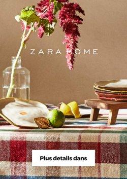 Promos de ZARA HOME dans le prospectus à ZARA HOME ( 26 jours de plus)
