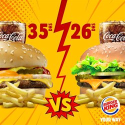 Burger King coupon ( 7 jours de plus )