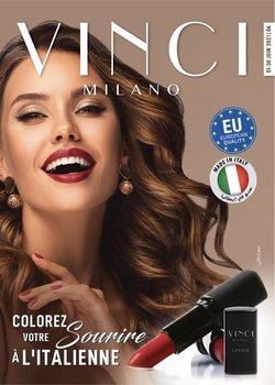 Promos de Parfumeries et Beauté dans le prospectus à Farmasi ( 7 jours de plus)