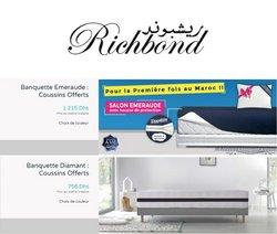 Promos de Maison et Bricolage dans le prospectus à Richbond ( Plus d'un mois)