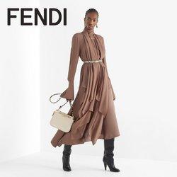 Promos de Vetêments, chaussures et accessoires dans le prospectus à FENDI ( Publié hier)
