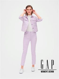 GAP coupon ( Plus d'un mois )