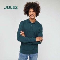 Promos de Vetêments, chaussures et accessoires dans le prospectus à Jules ( 4 jours de plus)