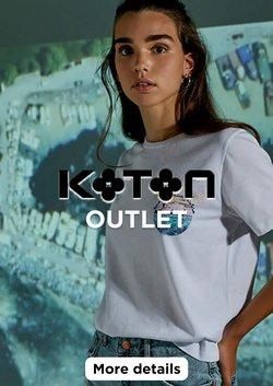Promos de Koton dans le prospectus à Koton ( 28 jours de plus)