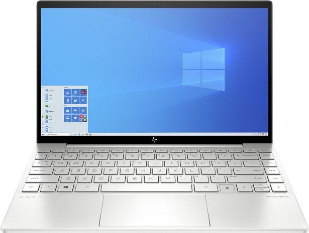 """PC Portable HP Envy 13 /13-ba1005nk /i7-1165G7 /8 Go /256 Go SSD /13.3"""" /Silver /Intel® Iris® Xᵉ /FHD /Windows 10 Home offre à 16789,4 Dh"""