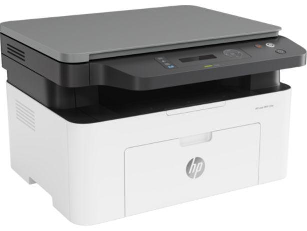 Imprimante HP Laser 135w /Monochrome /Multifonction /Impression - Copie - Numérisation /20 ppm /1200 x 1200 ppp /Ecran LCD 2 lignes /WiFi - USB /A4 offre à 1990,01 Dh