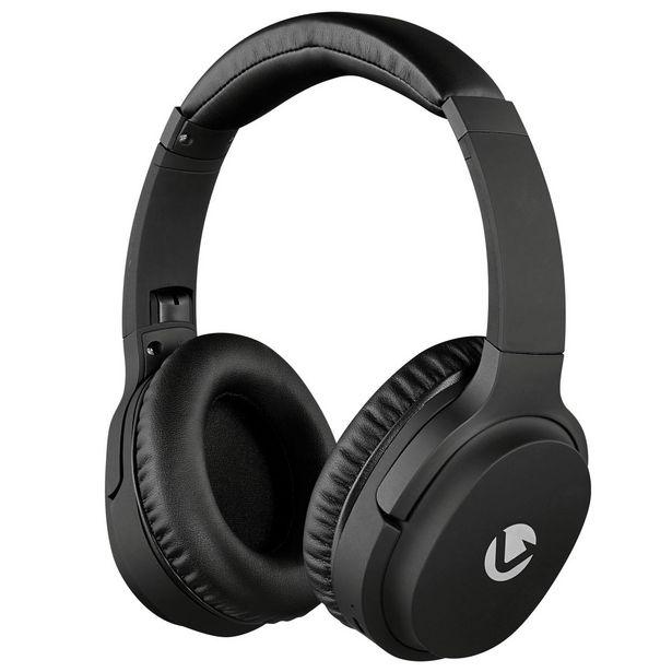 Casque VOLKANO X Rhapsody series Anti-Bruit /Bluetooth /Noir offre à 299 Dh