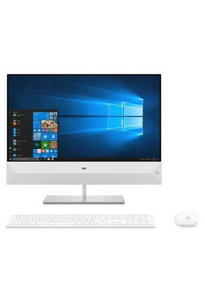 """Pc de Bureau HP Pavilion 24 AIO 24-xa0003nk /i5-8700T /8 Go /1 To /23.8"""" /Touch /Windows 10 famille offre à 12490 Dh"""