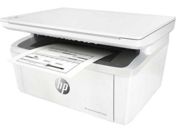 Imprimante HP LaserJet Pro M28a /Multifonction /Impression - Copie - Numérisation /600 x 400 ppp /18 ppm /A4 offre à 1668 Dh